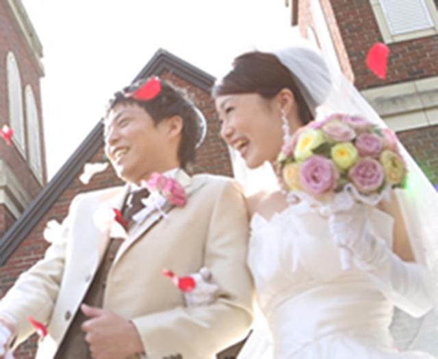 いい肉の日の結婚式